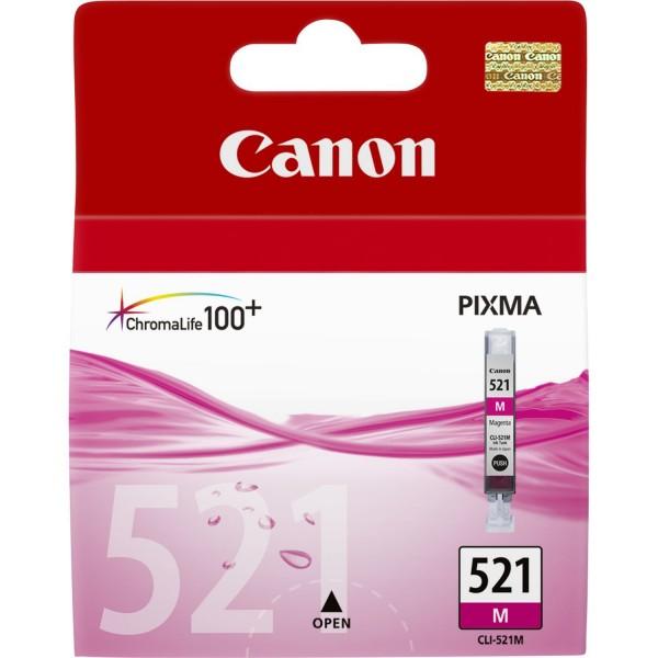 Canon Inktpatronen CLI-521M Magenta