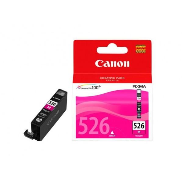 Canon Inktpatronen CLI-526M Magenta