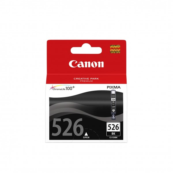 Canon Inktpatronen CLI-526BK