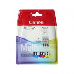 CLI-521 C/M/Y Multipack