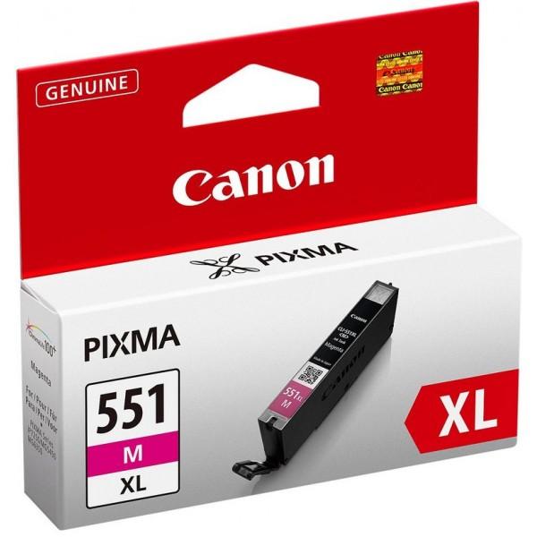 Canon Inktpatronen CLI-551M Magenta