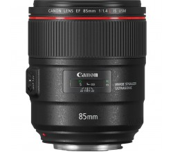 EF-85MM f/1.4 L IS USM Canon