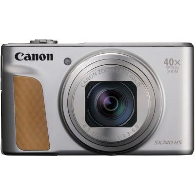 Powershot SX740 HS Silver Travel kit Canon