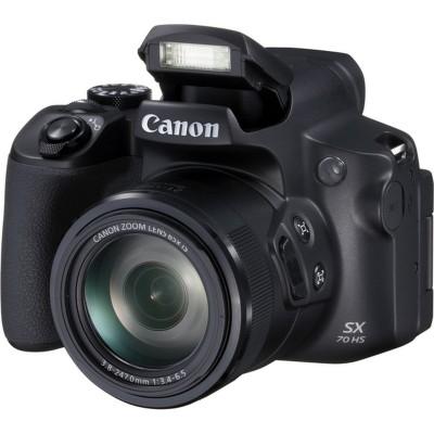 PowerShot SX70 HS Black Canon
