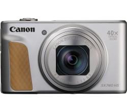 Powershot SX740 HS Silver Canon