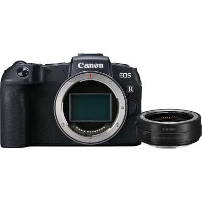 EOS RP + MOUNT ADAPTER EF-EOS R Canon