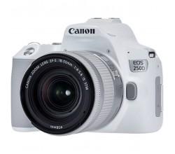 EOS 250D White 18-55 S CP Canon