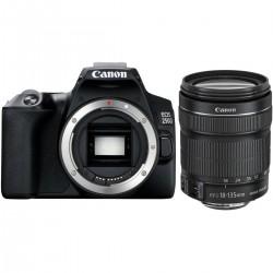 EOS 250D Black 18-135 STM  Canon