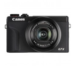 PowerShot G7X Mark III Black Canon