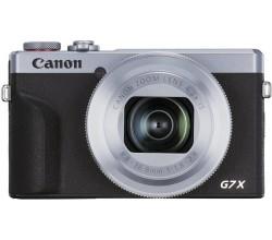PowerShot G7X Mark III Silver Canon