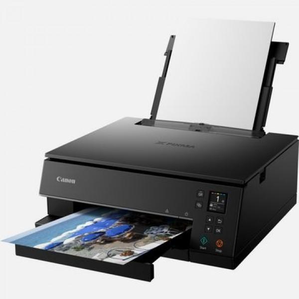 Canon Printer Pixma TS6350 Zwart