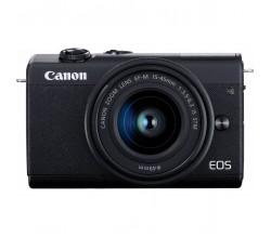 EOS M200 + EF-M 15-45mm Zwart Canon