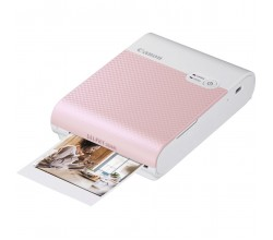 Selphy SQUARE QX10 Roze   Canon