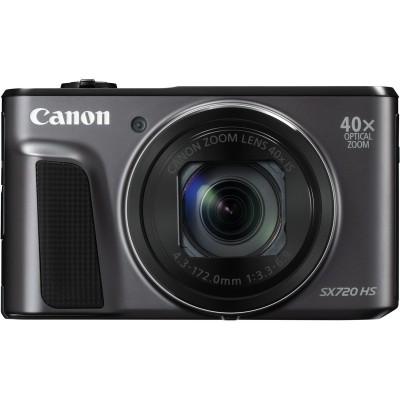 Powershot SX720 HS Travel Kit Black  Canon
