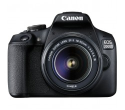 EOS 2000D 18-55 DC + SB130 + 16GB Canon