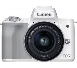 EOS M50 Mark II M15-45 S White Canon
