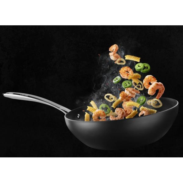 UNLIMITED PREMIUM - Poêle à wok - 28cm