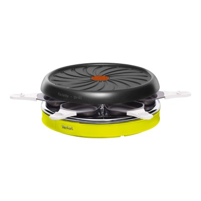 Colormania Raclette Grill RE128O12 Tefal