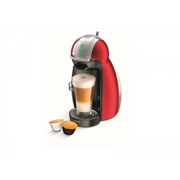 Krups Dolce Gusto Genio 2 Automatic KP160510 Rood