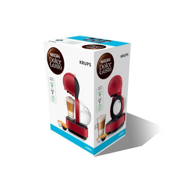 Dolce Gusto Lumio KP130510 Rood Krups