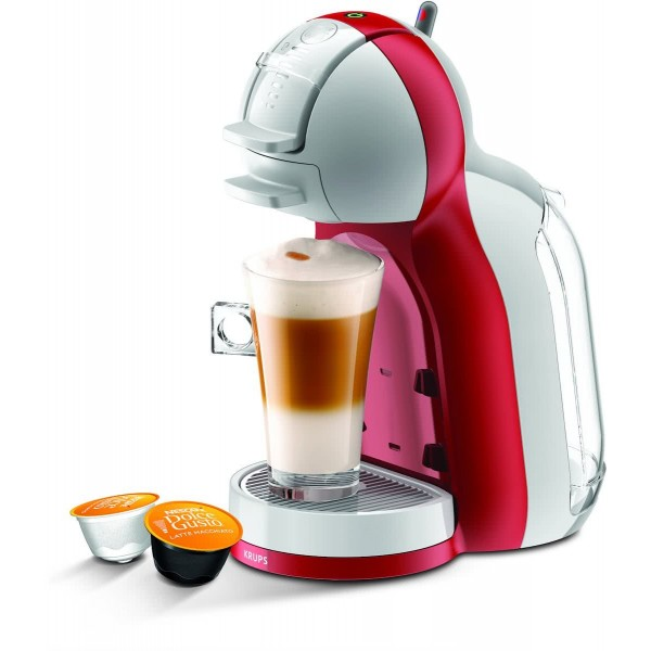 Dolce Gusto Mini Me KP1205 Rood/Wit Krups