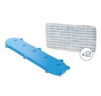 Microvezeldoekjes x2 voor steelstofzuiger ZR009501