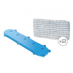 Microvezeldoekjes x2 voor steelstofzuiger ZR009501 Rowenta