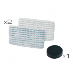 Microvezeldoekjes X2 en schuimfilter ZR005804 Rowenta