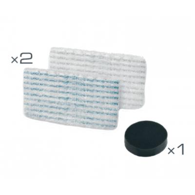 Microvezeldoekjes X2 en schuimfilter ZR005804