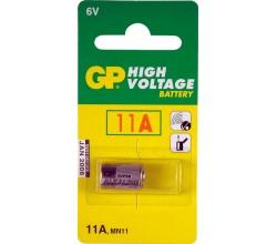 Hoog voltage alkaline rondcel 11A (MN11), blister 1 GP Batteries