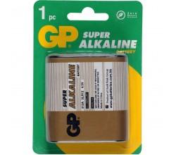Super Alkaline 4,5V plat, blister 1 GP Batteries