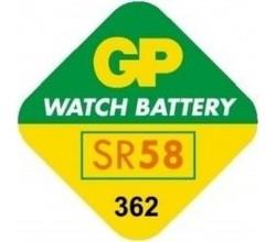 Horlogebatterij 364 (SR721SW) Low drain, fournituur GP Batteries