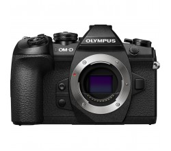 E-M1II Body black incl. Charger & Battery Olympus