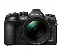 OM-D E-M1 Mark III + 12-40mm f/2.8 Pro Black Olympus