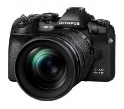 OM-D E-M1 Mark III + 12-100mm f/4.0 Pro Black Olympus