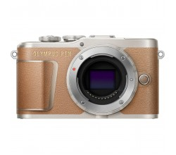E-PL9 Body brown incl. Charger + Battery Olympus