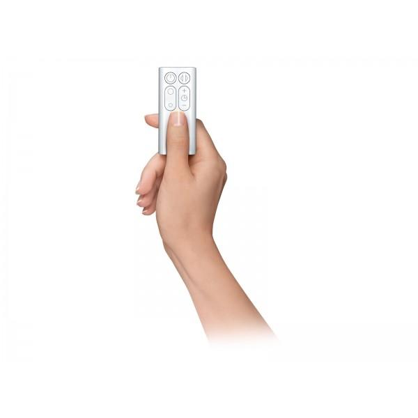 AM07 White / Silver Dyson
