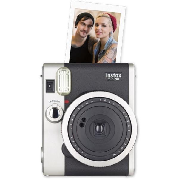 Fujifilm Instant camera Instax Mini 90 Neo Classic Black