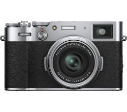 X-100V Zilver   Fujifilm