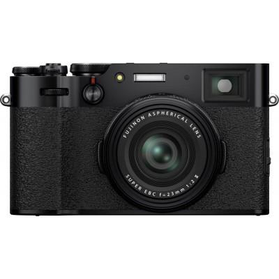 X-100V Zwart  Fujifilm