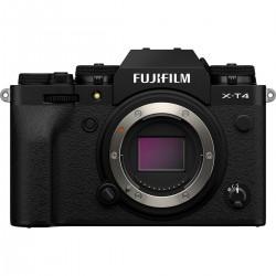 X-T4 Body Zwart  Fujifilm