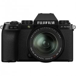 X-S10 Zwart + XF 18-55mm  Fujifilm