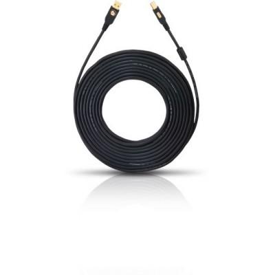 9133 USB kabel A/B 500 Oehlbach