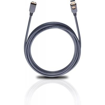 9230 USB Max A/Micro-B 3.0 kabel 150m Oehlbach