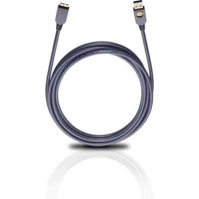 9231 USB Max A/Micro-B 3.0 kabel 300m Oehlbach