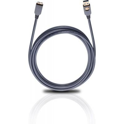 9232 USB Max A/Micro-B 3.0 kabel 500m Oehlbach