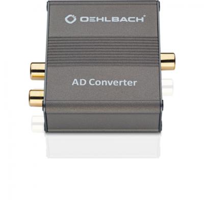 6076 AD Converter Oehlbach
