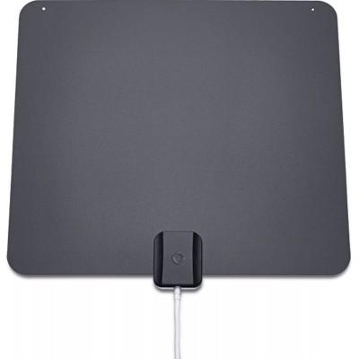 17215 Razor Flat Antenne DVB-T zwart Oehlbach