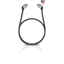 137 Easy Connect HS. 40 HDMI Cable 144m zwart  Oehlbach