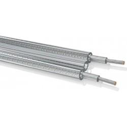 1022 Crystal Silver Star LS kabel 2x25mm² 75m  Oehlbach